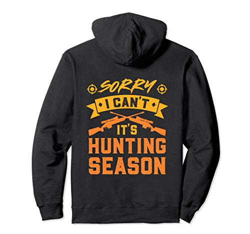 Hunting Shirts Graphic with Hunting Rifle & Scope Hoodies (Best Small Rifle Scope)