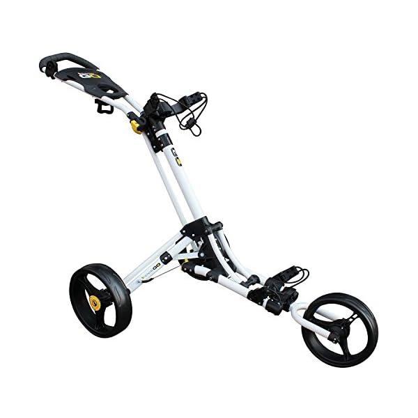 iCart-Go-3-Wheel-Golf-Trolley-White-Yellow