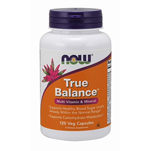 (Now Supplements, True BalanceTM, a Multi-Vitamin, Multi-Mineral Supplement Including Biotin, 120)