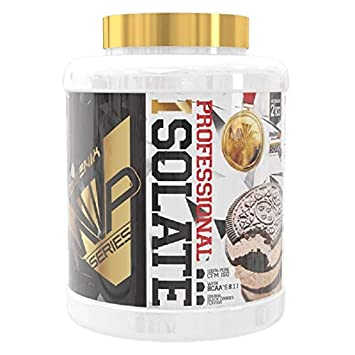 PROTEIN ISOLATE 2Kg FANTASY(Vainilla, plátano y ...