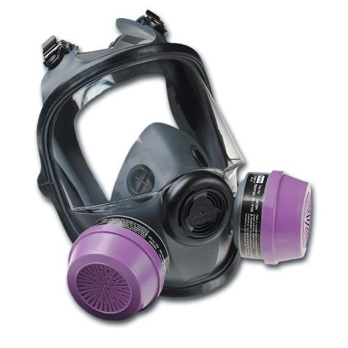 Honeywell 068 54001 Facepiece Respirator Medium