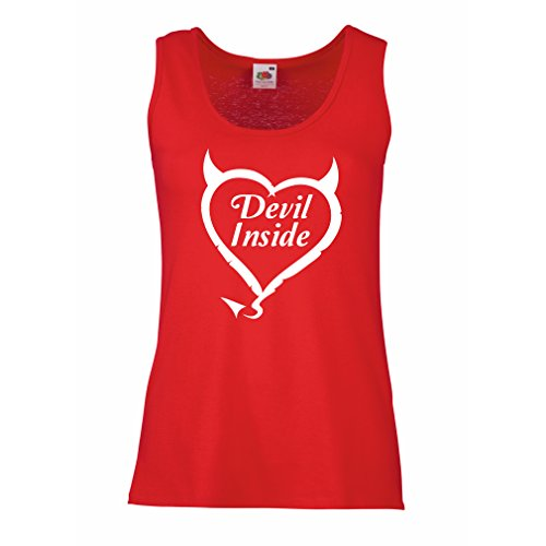 Advocate Costume Devil's (Female Tank top Devil Inside