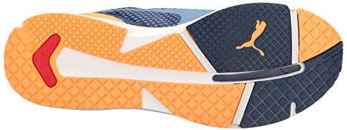 Puma Ignite Xt Core zapatillas de running Blue Heaven/Blue Wing Teal/Orange Pop/White