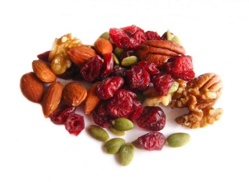 (Omega- 3 Deluxe Mix 1 lb Delicious Trail Mix by Snack Farms)