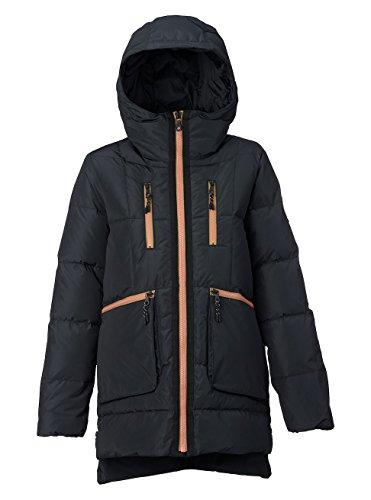 Burton Women's Essex Puffy Jacket, True Black, X-Large (Snowboard Warmest Jacket)