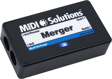 MIDI Solutions Merger by MIDI Solutions