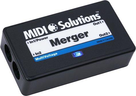 Interface Midi Solutions Merger 2 Input MID-5998