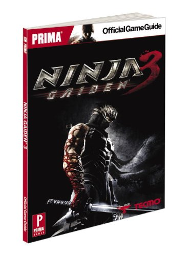 Ninja Gaiden 3: Primas Official Game Guide: Amazon.es ...