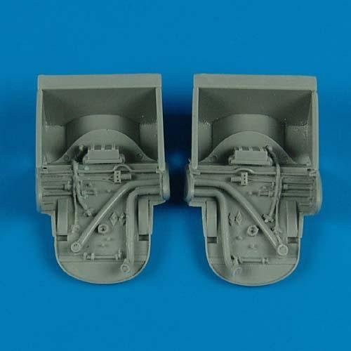 Quickboost 1:48 Bf 110 C/D Engine Bulkhead for Dragpm for sale  Delivered anywhere in USA