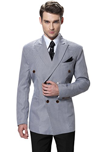 Polyester Leisure Suit Jacket - 7