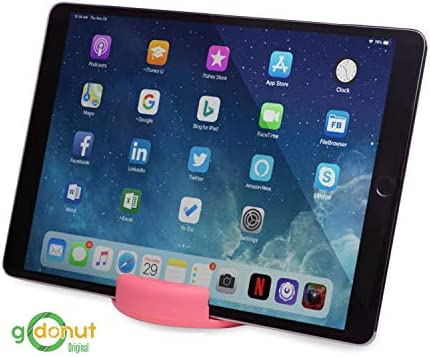 Laptop Notebook Tablet Stand Pink Color Pack of 1 for Apple Samsung or All Other Models