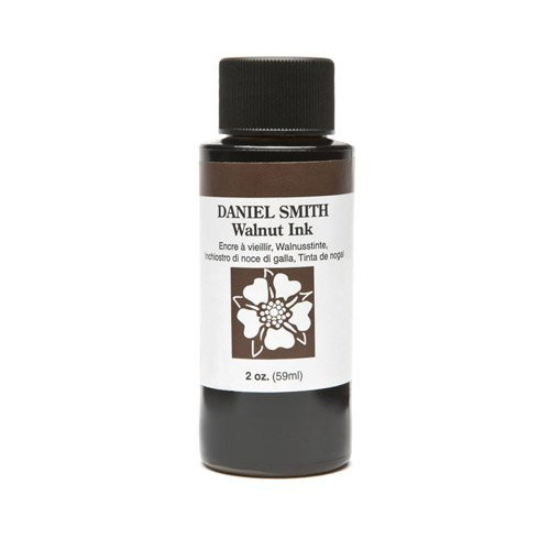 Smith Ink Daniel (Daniel Smith 2 Fluid Ounces Walnut Ink, Bottle by Daniel Smith)