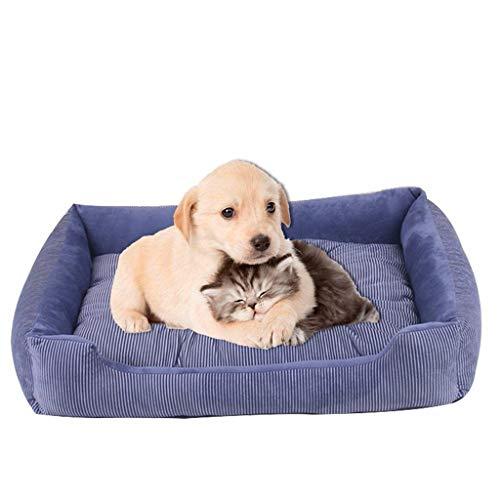 Cama Para Perros Pequeños Y Medianos Cama Para Perros Estera Para Dormir Perro De Terciopelo De Cristal Estera Para Perros...