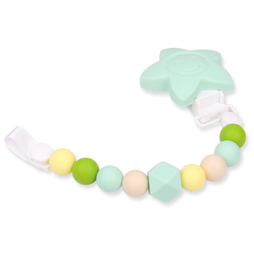 Dentición collar para las madres - collar/del oficio BPA sin silicona Mordedor collar del bebé con el regalo perfecto del bebé Chewbeads