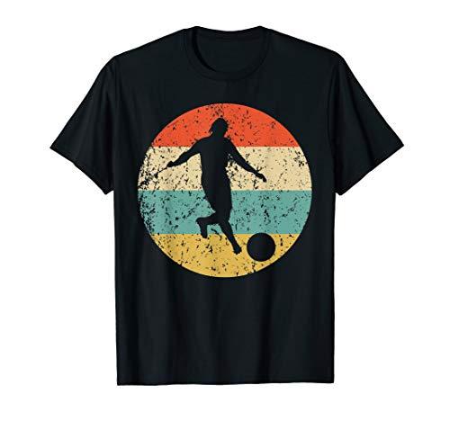 Kickball Vintage Retro Kickball Player T-Shirt (Kickball Player)