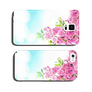 Spring. Sakura. Cherry blossom in the spring garden. cell phone cover case iPhone6 Plus