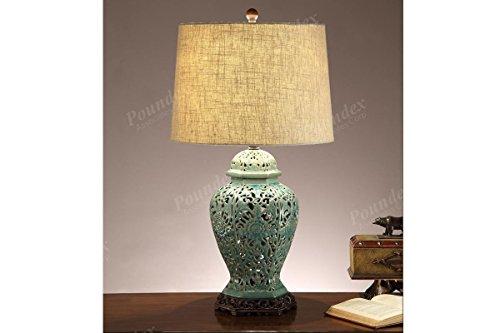 Mirror Base Table Lamp - 4