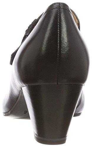 24405 Nappa Noir Femme 22 Escarpins Caprice Black fgqwxOTT