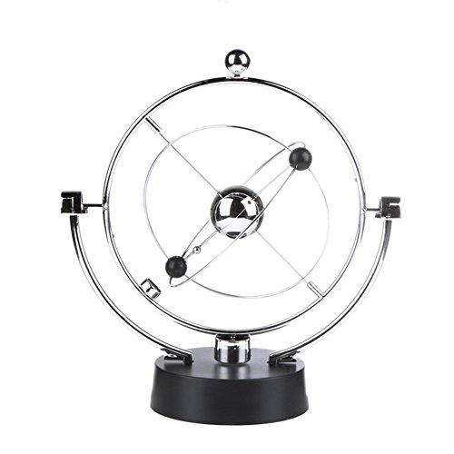 Kinetic Motion Clock - 2