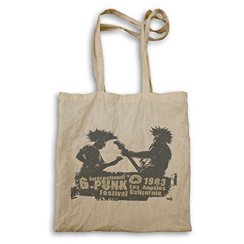 Internazionale Innoglen Del 1983 Festival Mano W922r California Punk Bag qAOaFC