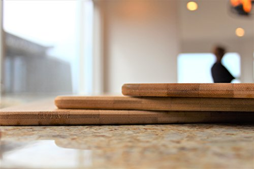 Totally Bamboo 3 Piece Bamboo Cutting Board Review 5