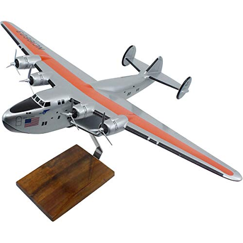 B-314 Dixie Clipper - Boeing B-314 Dixie Clipper PAA Large Mahogany Model