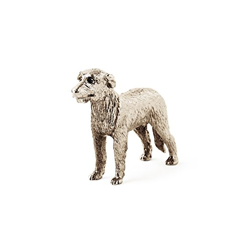 Irish Wolf Hound Made in UK Artistic Style Dog Figurine Collection