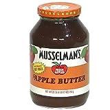 Musselmans Mussleman Apple Butter 28 Oz