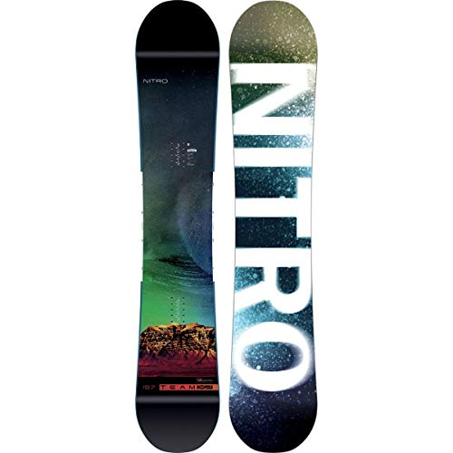 Nitro Team Exposure Snowboard (159cm Wide) - Men's 2019 ()