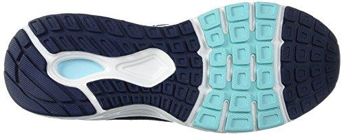 Nuovo Equilibrio Womens W560v7 Ammortizzazione Running Shoe Navy