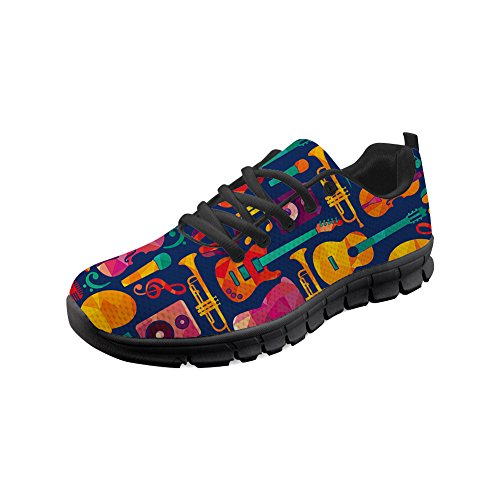 5 Shoes Running Pattern DESIGNS Women's Lightweight U Print Cartoon on Sneakers Casual FOR Athletic OCwYqq