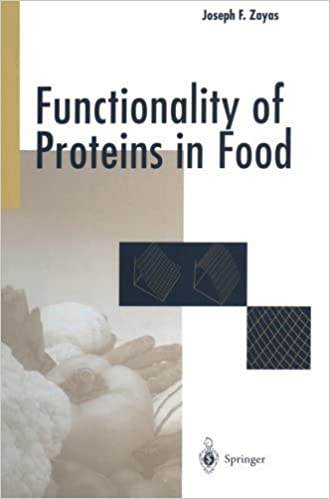 Book Functionality of Proteins in Food by Joseph F. Zayas (2013-10-04)