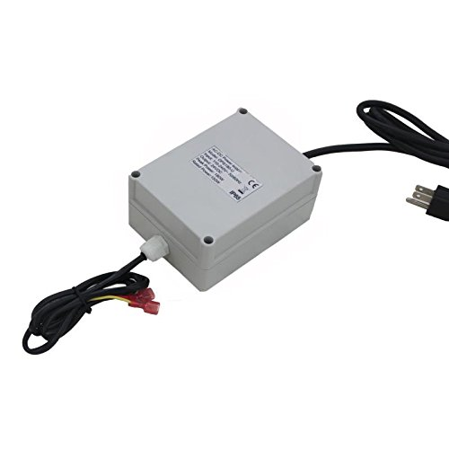 TOPENS DPS180-U Waterproof AC 110V-240V to DC 24V Power Supplier