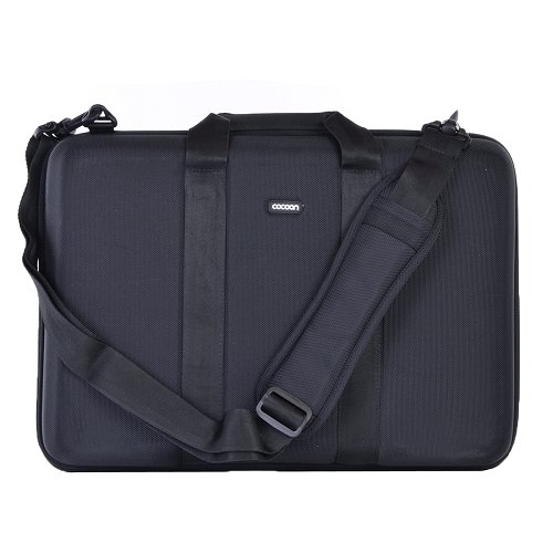 Avarious Briefcase Messenger Bag for HP 15.6-inch Laptops, Black - Intel I7 5th Generation Laptops
