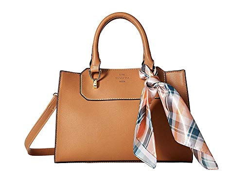 London Fog Women's Belmont Satchel Sand One Size