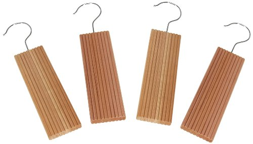 - CedarFresh 32752-1 Cedar Wood Hang-Ups with Lavender | Freshen and Protect Closets | 4-Pack
