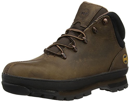 Timberland Scarponcini antinfortunistici Split Rock Pro Safety Boot with SMS, Uomo Marrone (Gaucho)
