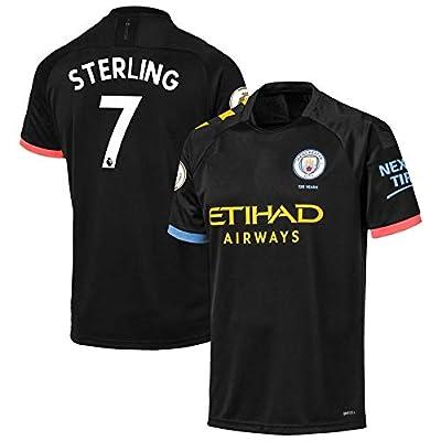 FC Kits Manchester City 2019-2020 Away Men's Jersey Sterling #7