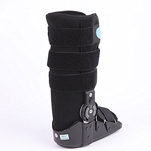 YK Care® Medical Charcot Walker Fracture Boot Achilles Tendon Ankle Leg Fracture Fixation Brace Boots to Protect Ankle with Fixed Orthotics Joint Fitted Brace Ankle Support Fixed Shoes by YK Care (Image #6)