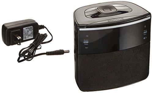 Sylvania Bluetooth Clock Auto Set Charging