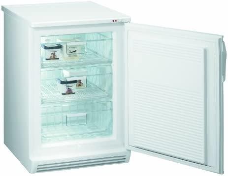Gorenje F6092AW Independiente Vertical 83L A++ Blanco - Congelador ...