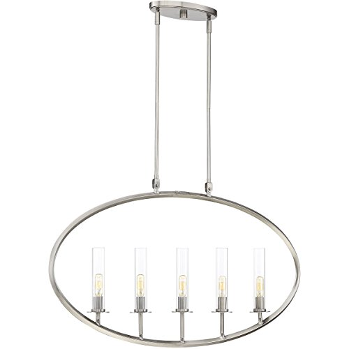 Hastings Transitional Chandelier (Savoy House 1-9252-5-187 Hasting 36.5