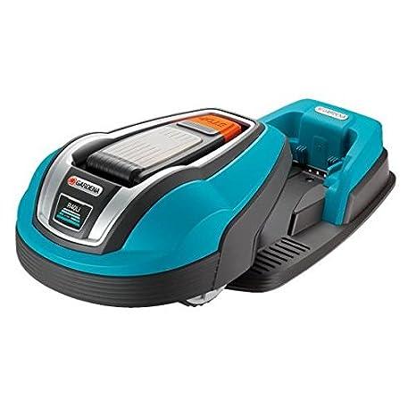 Gardena 4071-32 - Robot Cortacésped R 40 LI: Amazon.es: Bricolaje y herramientas