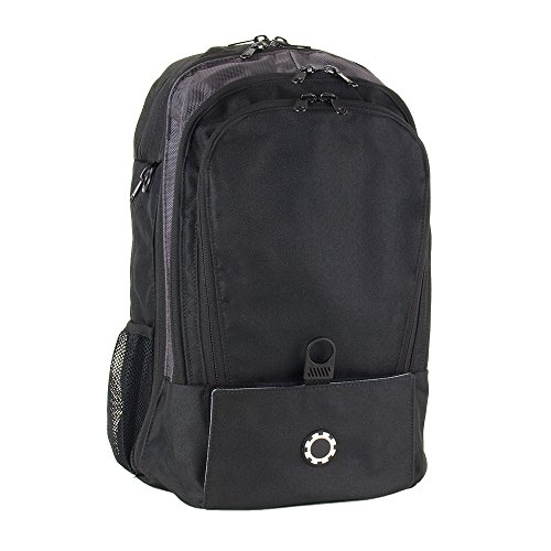 Image of the DadGear Backpack Diaper Bag - Solid Black