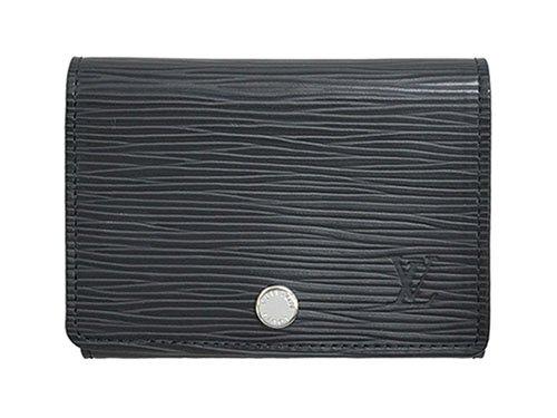 (ルイヴィトン) LOUIS VUITTON M56169 カードケース 名刺入れ エピ ノワール マットブラック アンヴェロップカルト ドゥ ヴィジット [並行輸入品] B01BVAH384