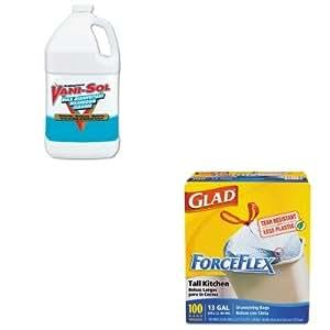 Kitcox70427rac00294 Value Kit Professional Vani Sol Bulk Disinfectant Bathroom