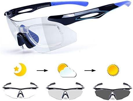 Rungear Gafas de Sol fotocromáticas polarizadas UV400 para Hombres y Mujeres, Ciclismo, conducción, Correr, Gafas de Sol para Bicicleta, anteojos de Deporte: Amazon.es: Deportes y aire libre