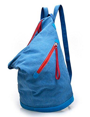 fanselatm-unisex-classic-retro-canvas-travel-bag-school-backpack-sky-blue