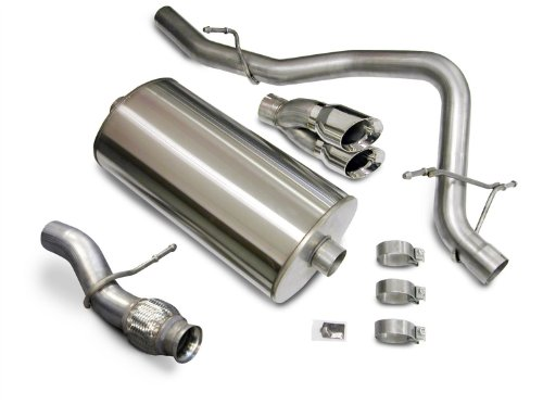 Corsa Performance Exhaust Systems - CORSA 14912 Cat-Back System for Tahoe Yukon 2009