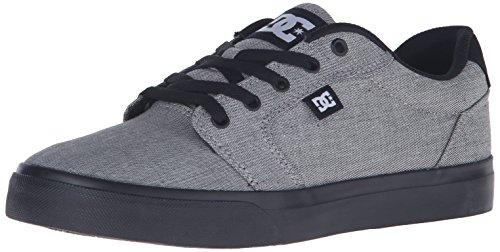 DC Anvil Tx Se M Shoe Chy, Herren Skaterschuhe , grau - Grau / Schwarz - Größe: 40 EU (M)